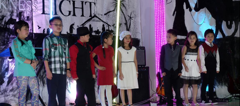 Christmas Service, 2014