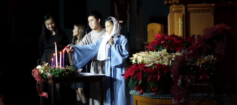 Christmas Eve Service, 2014